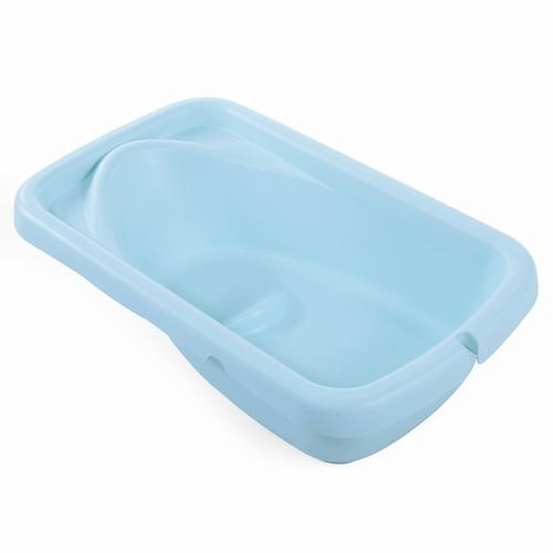 Столик для пеленания+ванночка Chicco Cuddle-Bubble Cool Grey (15)