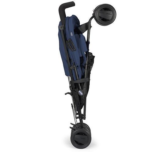 Прогулочная коляска Chicco London Blue Passion (14)
