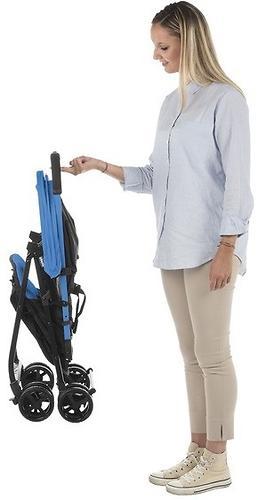 Прогулочная коляска Chicco Ohlala Power Blue (11)