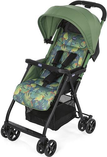 Прогулочная коляска Chicco Ohlala Tropical Jungle (9)