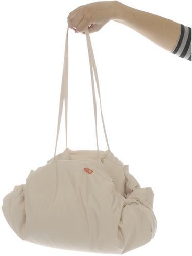 Коврик трансформер Чудо-Чадо + переносной коврик-сумка бежевый бегемотик (5)