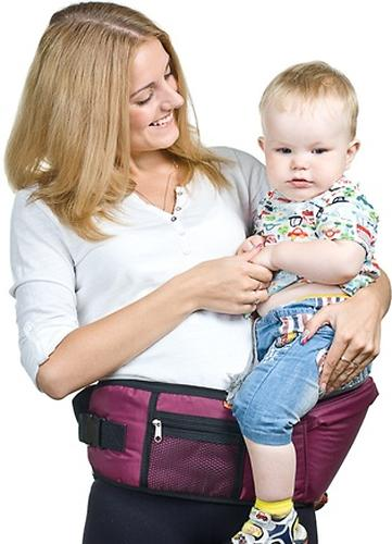 Пояс Чудо-Чадо Xипсит для ношения ребенка ( с сидением ) геометрия (17)