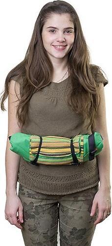 Слинг-рюкзак Чудо-Чадо Уичоли зеленый (15)