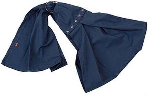 Слинг с кольцами Чудо-Чадо Элегант синий (10)