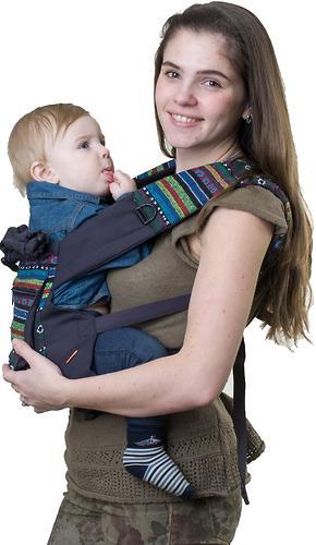 Сумка-рюкзак для мамы Чудо-Чадо Уичоли индиго (5)