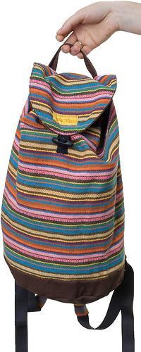 Сумка-рюкзак для мамы Чудо-Чадо Уичоли шоколадный (3)