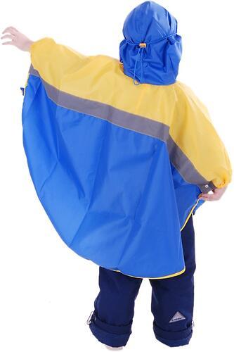 Дождевик Чудо-чадо Светлячок синий-желтый 98/104 (10)