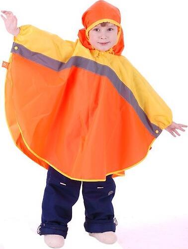 Дождевик Чудо-чадо Светлячок оранжево-желтый 98/104 (7)