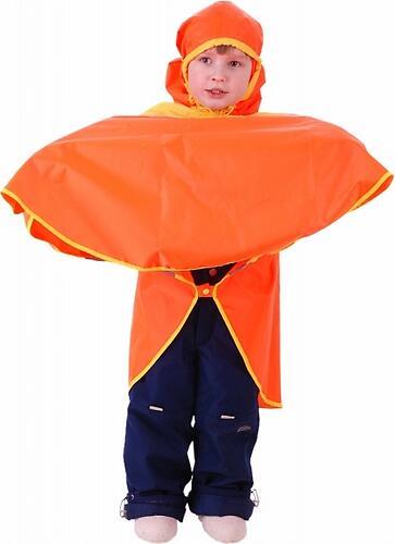Дождевик Чудо-чадо Светлячок оранжево-желтый 98/104 (8)