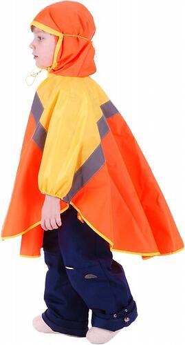 Дождевик Чудо-чадо Светлячок оранжево-желтый 98/104 (9)