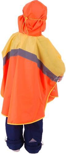Дождевик Чудо-чадо Светлячок оранжево-желтый 134/140 (11)