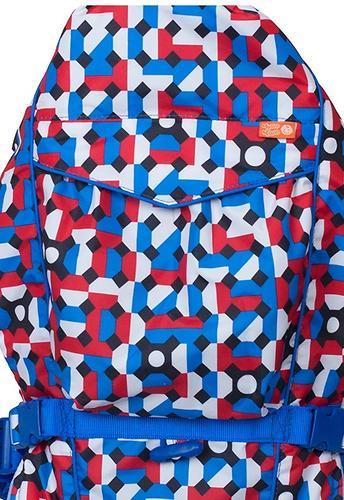 Кенгуру-рюкзак Чудо-Чадо Baby Active Choice Карнавал-синий (10)
