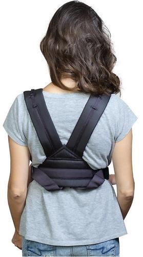 Кенгуру-рюкзак Чудо-Чадо Baby Active Simple Черный (6)