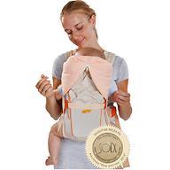 Кенгуру-рюкзак Чудо-Чадо Baby Active Luxe (бежевый)
