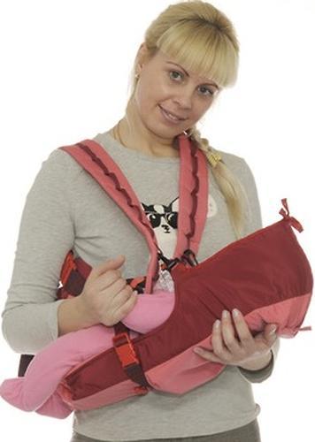 Кенгуру-рюкзак Чудо-Чадо Baby Active Luxe (серо-зеленый) (9)