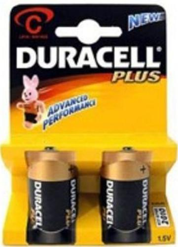 Батарейки Duracell C K2 (1)