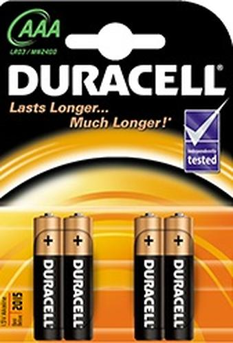 Батарейки Duracell Basic AAA K4 (1)