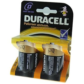 Батарейки Duracell Basic D K2 - Minim
