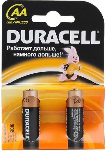 Батарейки Duracell Basic AA K2 (3)