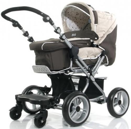 Подножка для 2-го ребенка FD-Design Kiddie Ride On (7)