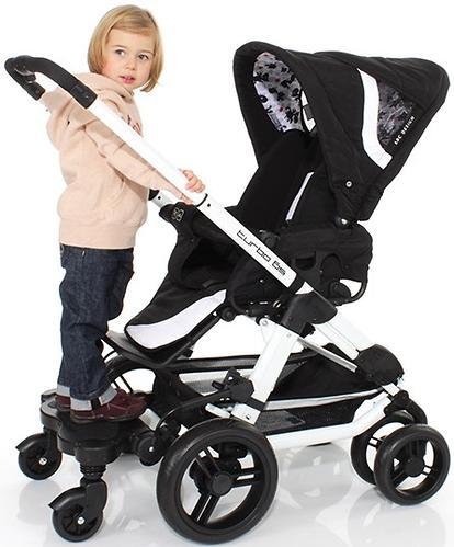 Подножка для 2-го ребенка FD-Design Kiddie Ride On (8)