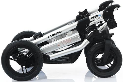 Коляска 2 в 1 FD-Design Viper 4S Malibu (22)