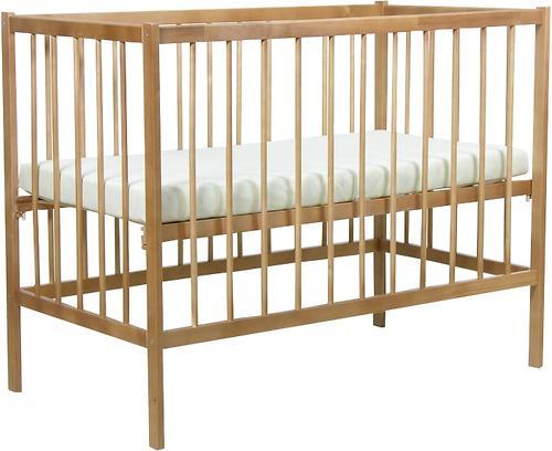 Кроватка детская ФЕЯ 101 медовый (5)