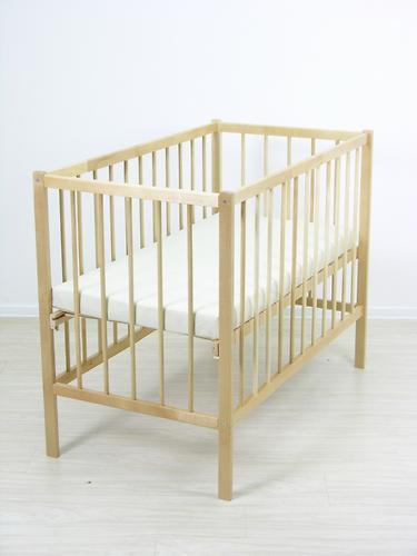 Кроватка детская ФЕЯ 101 медовый (6)