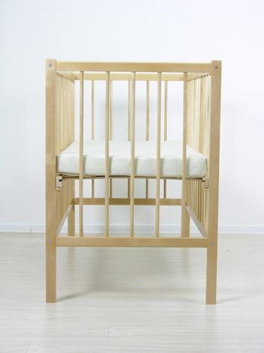 Кроватка детская ФЕЯ 101 медовый (8)
