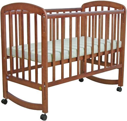 Кроватка детская Фея 304 Орех (5)