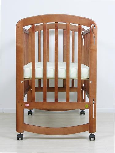 Кроватка детская Фея 304 Орех (8)