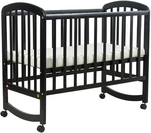 Кроватка детская Фея 304 Паллисандр (5)