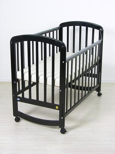 Кроватка детская Фея 304 Паллисандр (7)