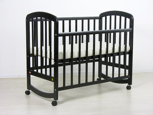 Кроватка детская Фея 304 Паллисандр (6)