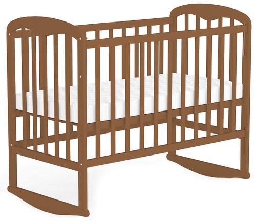 Кровать детская ФЕЯ 323 орех (6)
