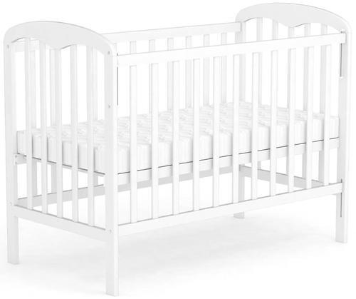 Кровать детская ФЕЯ 323 белая (7)