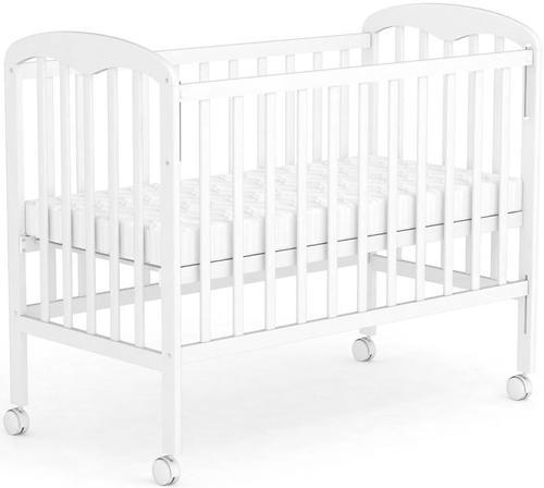 Кровать детская ФЕЯ 323 белая (5)