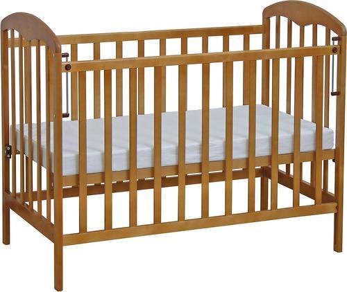 Кроватка детская Фея 323 Медовая (6)