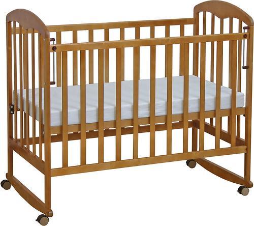 Кроватка детская Фея 323 Медовая (4)