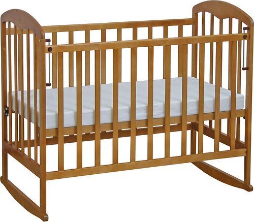 Кроватка детская Фея 323 Медовая (5)