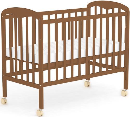 Кровать детская ФЕЯ 323 орех (4)