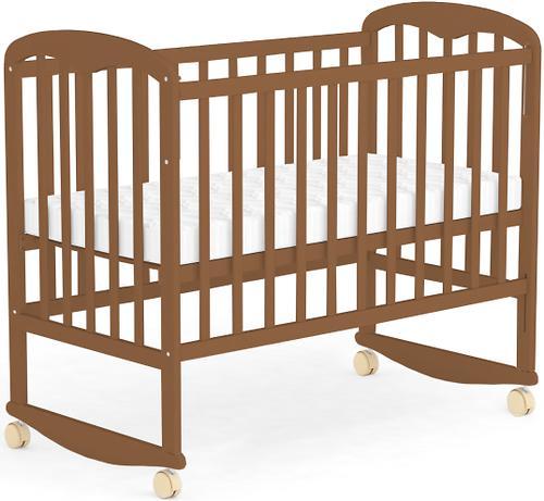 Кровать детская ФЕЯ 323 орех (5)
