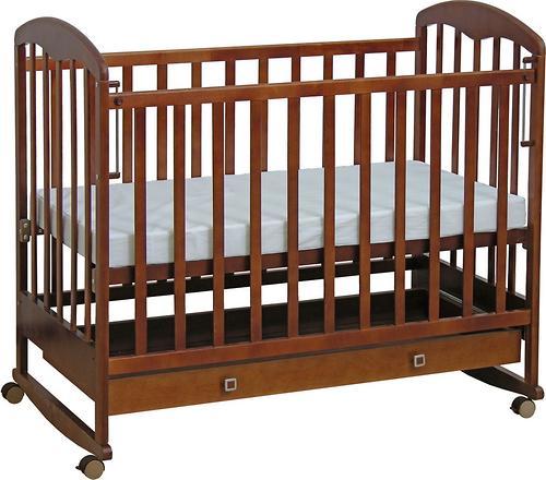 Кровать детская Фея 325 орех (4)