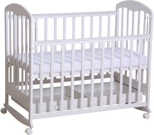 Кровать детская Фея 325 белая (6)