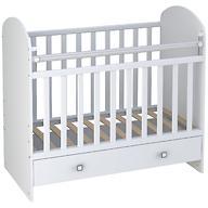 Кровать детская ФЕЯ 700 Белая