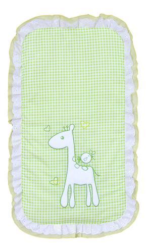Комплект в детскую коляску Fairy Жирафик Голубой (9)