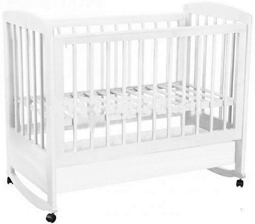 Кровать детская Фея 603 Белый (1)