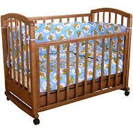 Кровать детская Фея 603 Тёмный мёд