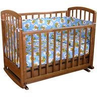 Кровать детская Фея 611 Тёмный мёд