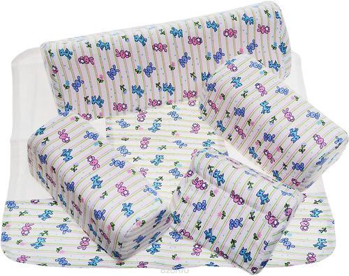 Подушка для младенца Selby комплект-трансформер (5)